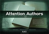Attention Authors