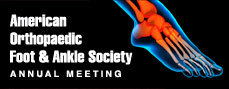American Orthopaedic Foot and Ankle Society Annual Meeting 2016