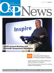 O&P News April 2017 issue