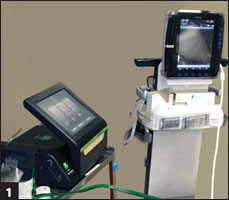 The Tenex module and ultrasound