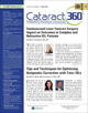 J094 Activity Type	 Article/E-publication Activity Title	 Cataract360 – Fundamentals, Techniques, & Technology: Volume 1, Number 1
