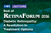 Best of Retina Forum® 2016 - Diabetic Retinopathy: A Revolution in Treatment Options
