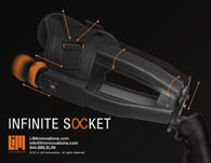 Introducing the Infinite Socket™ from LIM Innovations